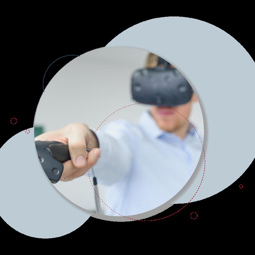 realidad virtual, htc vive